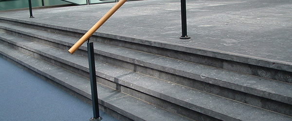 trap steen